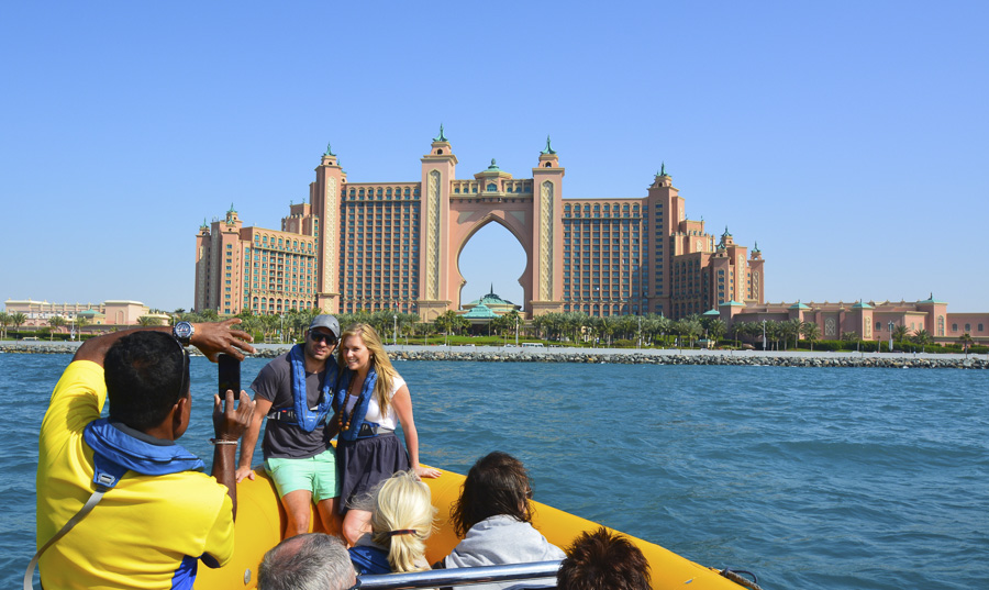 99-minute Speed-boat Tour with The Yellow Boats